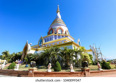 Ta Ton Temple, Wat Thaton Temple of the Crystal Pagoda Chiang Mai, Thailand