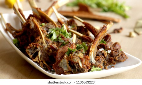 Tabak maaz is a delicious Kashmiri recipe made from lamb or mutton ribs. Tasty and popular dish which is especially served with Kashmiri weddings.