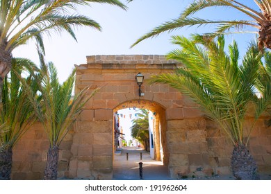 Tabarca island in Alicante Valencian Community of Spain
