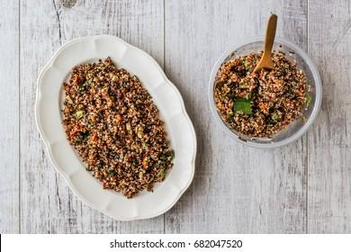 Tabbule Salad with Kinoa