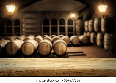Table background and free space for your food or wine bottle