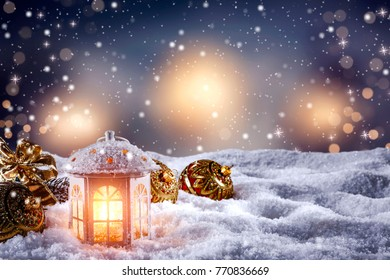 Table background with free space for your decoration and christmas time space