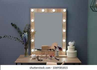 Dressing Mirror Images Stock Photos Vectors Shutterstock