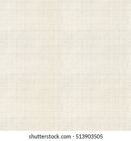 Table cloth textile background: Seamless cream Japanese linen burlap texture.