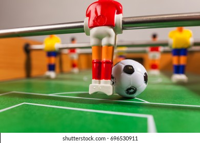 Table football .foosball