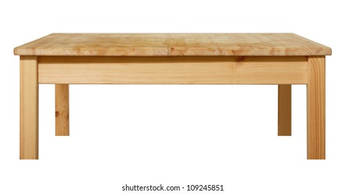 table isolated