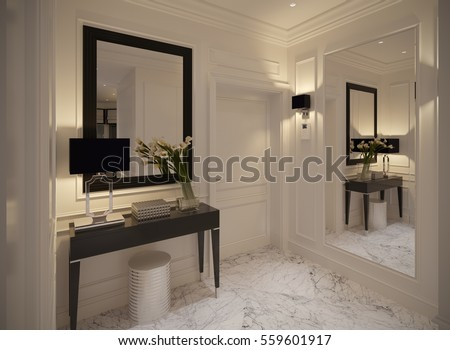 table mirror living room stock photo edit now 559601917 shutterstock