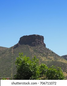 Table Mountain near the town of Golden Colorado