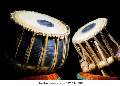 Indian Musical Instruments Images, Stock Photos & Vectors