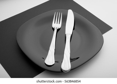 table setting, cutlery