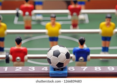 Table Football Images Stock Photos Amp Vectors Shutterstock