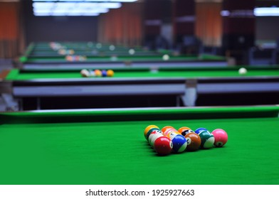 Table tennis Billiards in china