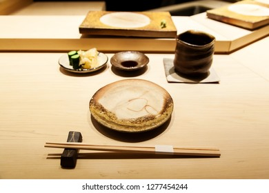 Table tools for Japanese Restaurant