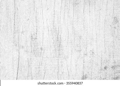 Table top view of birch wood texture over white light seamless background. Grey clean grain wooden desk bleached rustic grunge bacground with rough board pale detail streak finishing for clear space.