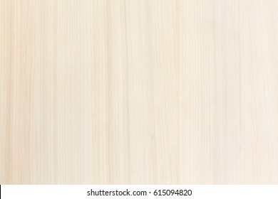Table top view of teak wood texture in white light  color background. Grey clear grain wooden desk birch panel backdrop with plain board label detail smooth for rubber clean concept.