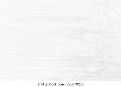Table top view of wood texture in white light natural color background. Grey clean grain wooden floor, seamless birch panel backdrop with plain board pale detail streak finish empty space concept.