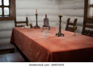 Table Zaporozhye Cossacks