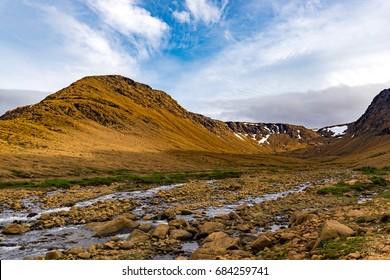 Tablelands of Gros Morne National Park, Newfoundland