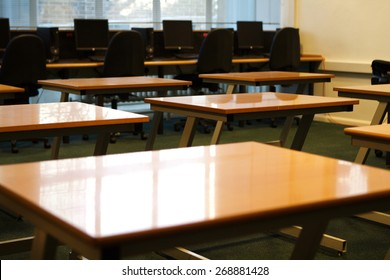 Tables in a class