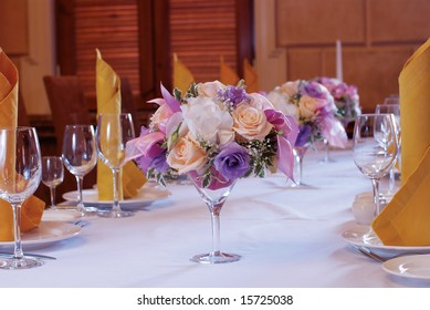 Table's decoration