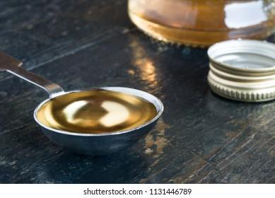 A Tablespoon of White Wine Vinegar
