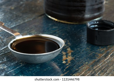 A Tablespoon of Worcestershire Sauce