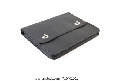 Tablet case isolated on white background