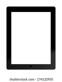 Ipad Frame Images, Stock Photos & Vectors   Shutterstock