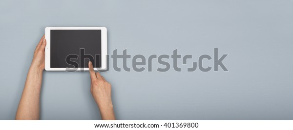 Tablet pc hero header image