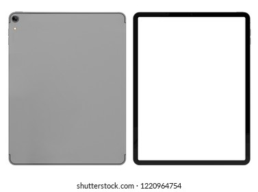 Tablet Pro with blank screen