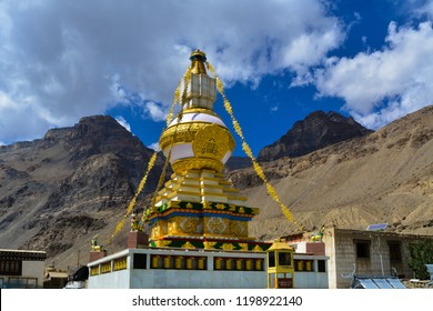 Tabo Monastery is located in the Tabo village of Spiti Valley, Himachal Pradesh, northern India. It is noted for being the oldest continuously operating Buddhist enclave in both India and the Himalaya