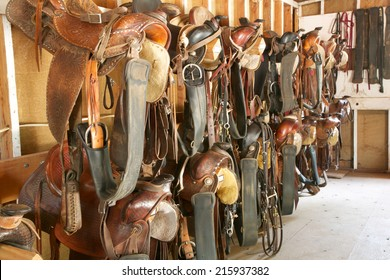 Western Saddle Images, Stock Photos & Vectors | Shutterstock