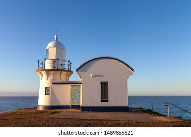 Tacking Point Lighthouse at Port Macquarie, NSW Australia
