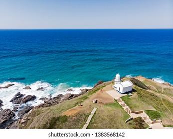 Tacking Point Lighthouse,Port Macquarie, NSW, Australia.