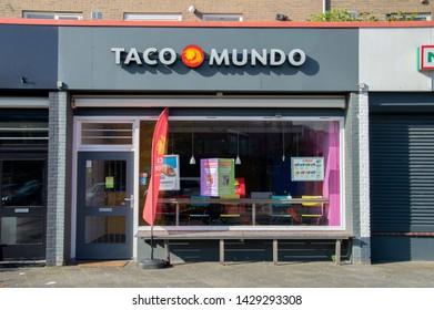 Taco Mundo Restaurant At Amstelveen The Netherlands 2019