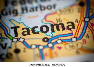 Tacoma. Washington. USA