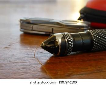 tactical pen. edc.