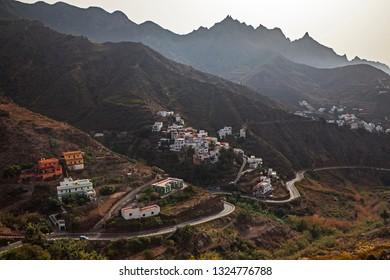 Taganana village, Tenerife