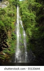 Tagbo Falls in eastern Ghana