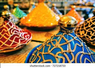 Tagine pot, Morocco