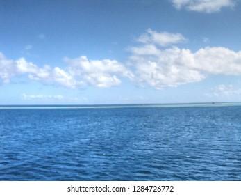 Tahiti. Island of French Polynesia. Oceania