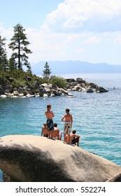 Tahoe Swimming Cove