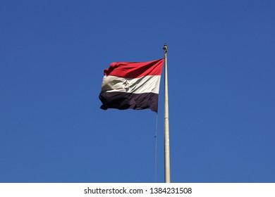 Tahrir square in Cairo, Egypt