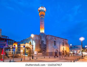 Tahtani mosque - Gaziantep Turkey