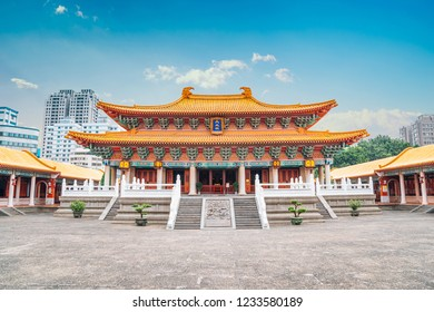 Taichung Confucius Temple in Taichung, Taiwan (Translation is Daeseongjeon Shrine)