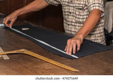tailor measurement the pants