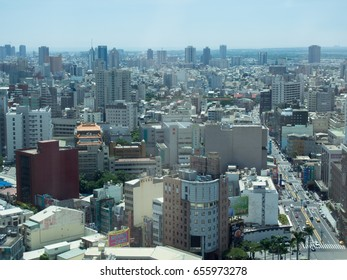 TAINAN, TAIWAN - JUNE 7: The city of Tainan on June 7, 2017 in Tainan. Tainan was initially established by the Dutch East India Company as a ruling base during the period of Dutch rule on Taiwan.