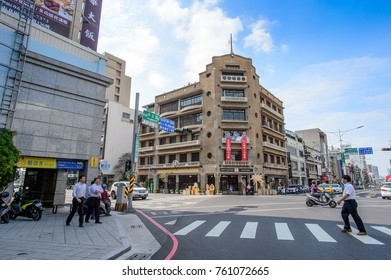 Tainan, Taiwan - November 20,2017:Hayashi Department Store .The Department Store That Inaugurated An Age of Fashion in the 1930s