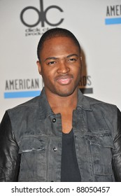 Taio Cruz at the nominations announcement for the 2010 American Music Awards at the JW Marriott at L.A. Live. October 12, 2010  Los Angeles, CA Picture: Paul Smith / Featureflash
