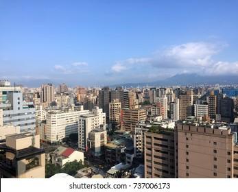 Taipei local view